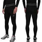 More Mile Mens Compression Running Long Tights Baselayer MM1851