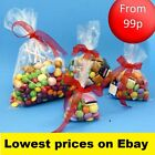 Clear Cellophane Cello Sweet Bags, Lollipops, Cake Pops, Party Bags