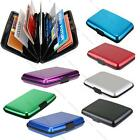1x Waterproof Aluminum Metal Business ID Credit Card Wallet Holder Case Box New