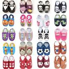 New Soft Leather Baby Boys Girls Infant Shoes 0-6, 6-12, 12-18, 18-24mths