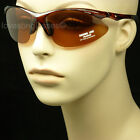 POLARIZED HD SUN GLASSES BLUE RAY BLOCKER LENSES DRIVING VISION FISH  MP17