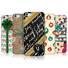 HEAD CASE CHRISTMAS GIFTS PROTECTIVE COVER FOR APPLE iPHONE 5C