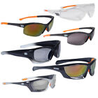 Unisex Adult Black and Decker Eyewear Protective Safety Glasses Mirrored Clear