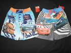 CLEARANCE!!! Boy's Licensed Disney, Cars Board Shorts, Size: 6 Left Only, BNWT