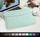 New Kalidi Leather Envelope Carrying Sleeve Case For Macbook Air Retina 13 13.3