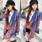 Black Friday Womens Ladies Loose Open Knitting Sweater Coat Cardigans One Size