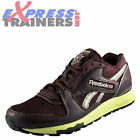Reebok Classic Mens GL 6000 Casual Retro Running Trainers Rare Henna *AUTHENTIC*