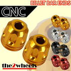 CNC Natic Bar Ends for Honda CBR1100XX / BLACKBIRD 1997-2007