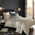 Adira Pebble Duvet Quilt Cover With Snake Skin Print Design By Kylie Minogue