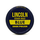 Lincoln Stain Wax Shoe Polish 3 oz | 13 COLORS (Black, Brown, Neutral & more!)