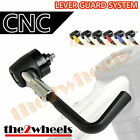 CNC Pro Brake / Clutch Lever Guards Bar Ends for SUZUKI GSXR750 1996-2014