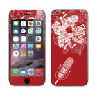 Premium Elaborated Skin Decal Sticker For iPhone 6 Plus iPhone Music Composition