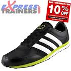 Adidas Mens Neo V Racer Casual Classic Lifestyle Trainers Black * AUTHENTIC *