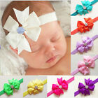 infant baby girl ribbon bow headband newborn hair band children hair accessories
