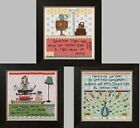 Curly Girl Designs by Mill Hill - Everyday Series - 3 Designs to Choose From