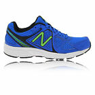 New Balance M480V4 Mens Blue Cushioned Sports Road Running Shoes Trainers Pumps