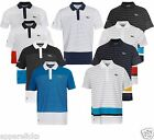 Lacoste Andy Roddick Mens Casual Striped Polo Sport Shirt L6A L7A