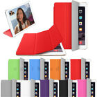 Ultra-Smart Cover Front Case Wake/Sleep Cover For Apple iPad mini 1/2/3 7 Colors