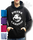 PRESA CANARIO dog t-shirt HOODIE KIDS SIZE`S & ADULT SIZE`S HOODIE
