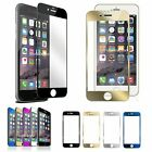 Mirror Effect Color Tempered Glass Screen Protector For iPhone 6 / 6 Plus