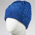 Tenergy Bluetooth Beanie w/ Cable Knit - Wireless Heaphones Mic Handsfree