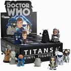 "Doctor Who TITANS 3"" VINYL FIGURE 10th DOCTOR SERIES 1 David Tennant TITAN"