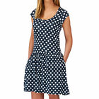 Wolf & York Wolf & York Maine Summer  Womens  Dress - Spot