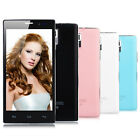 "5.5"" Android 2Core Dual Sim Unlocked Cell Phone GPS AT&T 3G/GSM/WCDMA Smartphone"