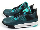 Nike Air Jordan 4 IV Retro 30TH BG Teal/White-Black-Retro Basketball 705330-330