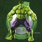 HULK INCREDIBLE AVENGERS ASSEMBLE LOGO T-SHIRT IRON MAN AGE OF ULTRON THE MOVIE