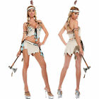 Womens Indian Halloween Costume