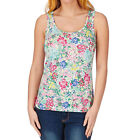 Joules Fifi  Womens  Top - Cream Floral