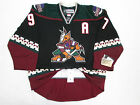 ROENICK PHOENIX COYOTES AUTHENTIC THROWBACK KACHINA REEBOK EDGE 20 7287 JERSEY