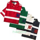 New Polo Ralph Lauren Crest Stripe Shirt Custom S M