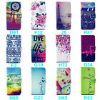 """For Wiko Rainbow 5.0"""" PU Leather Wallet Flip Stand Card Slot Magnetic Case Cover"""