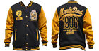 ALPHA PHI ALPHA LETTERMAN JACKET MANLEY DEEDS 1906 FLEECE FRATERNITY JACKET
