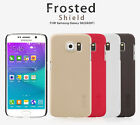 GENUINE NILLKIN Frosted Shield Slim Hard Matte Case Cover for Samsung Galaxy S6