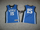 NIKE DUKE Young Boy's Short or Jersey,100% Polyester,Royal or Black,MSRP-$40.00