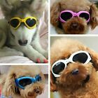 Foldable Pet Puppy Dog Outdoor UV Eye Protection Goggles Sunglasses Adjustable