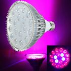 15/21/27/36/45/54W E27 LED Plant Grow Light Lamp Bulb Flower Hydroponic 85-265V