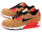 Nike Air Max 90 Anniversary Cork Bronze/Black-Infrared-White Running 725235-706