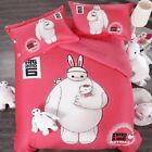 Unbranded Twin & Queen Size Baymax with Hello Kitty Duvet...