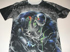 New Marvel Venom shirt men's sizes small - 2XL all over print Marvel Venom
