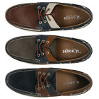 New Mens Fashion Sneakers Casual Business Lace up Boat Shoes