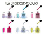 Bluesky 2015 SPRING COLLECTION UV/LED Soak Off Gel Manicure Nail Polish 10ml