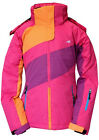 ICE MOUNTAIN WOMENS ROSIERE BRIGHT INSULATED JACKET - PINK (5055299714706)