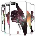 HEAD CASE DESIGNS HAND GESTURE NEBULA HARD BACK CASE FOR BLACKBERRY Z10