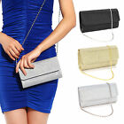 Ladies Evening Party Small Clutch Bag Bridal Purse Handbag Shoulder Bag