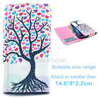 Universal Purse Wallet t60 PU Leather Flip Card Skin Case Cover For Multi Model