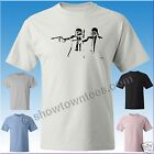 Star Wars Pulp Fiction Spoof Vader Boba Fett T-Shirt in 5 Colors in M/W/Y Sizes
